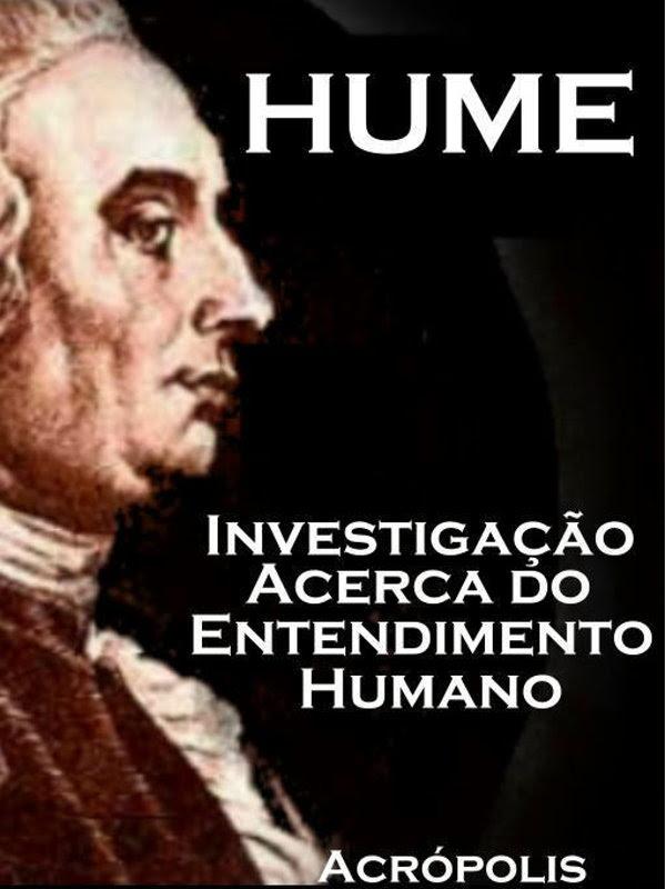 Investigação Acerca Do Entendimento Humano David Hume