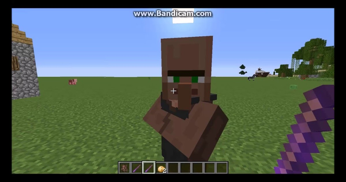Minecraft Command Knockback Stick - Muat Turun 4