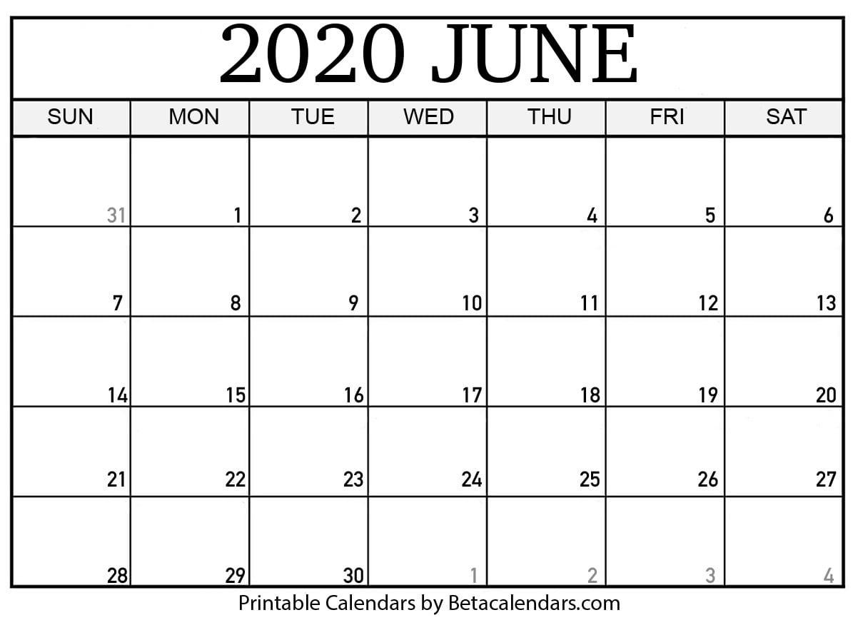 June 2020 Calendar Printable.The Best June 2020 Calendar Printable Doraemon