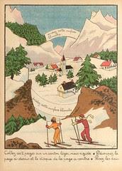 ski a