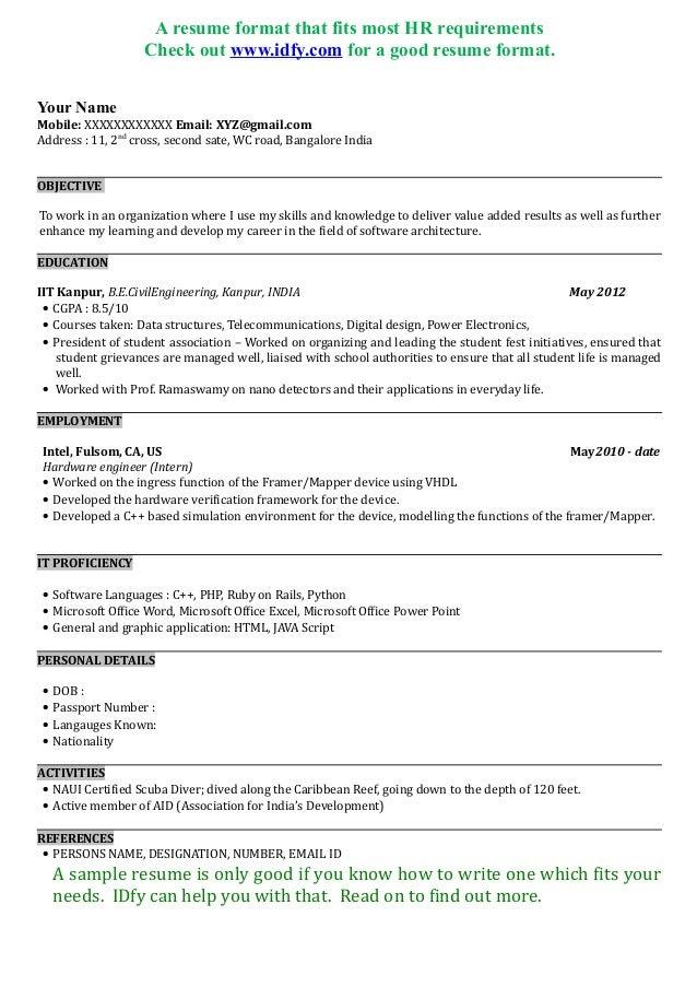 sample resume software engineer 3 638