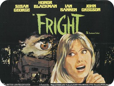 Fright 1971 British horror film