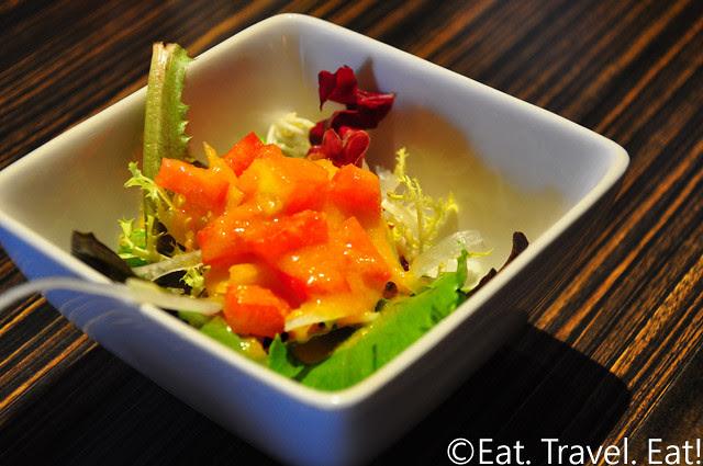 Shin-Sen-Gumi Hakata Ramen- Fountain Valley, CA: Salad
