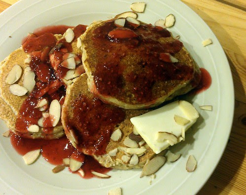 Pancakes w Syrup