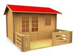 Casette in legno da giardino leroy merlin - Casetas prefabricadas leroy merlin ...