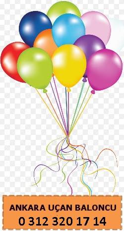 Ankara Aktepe Baloncu Uçan Balon Satışı Helyum Gazı Satışı