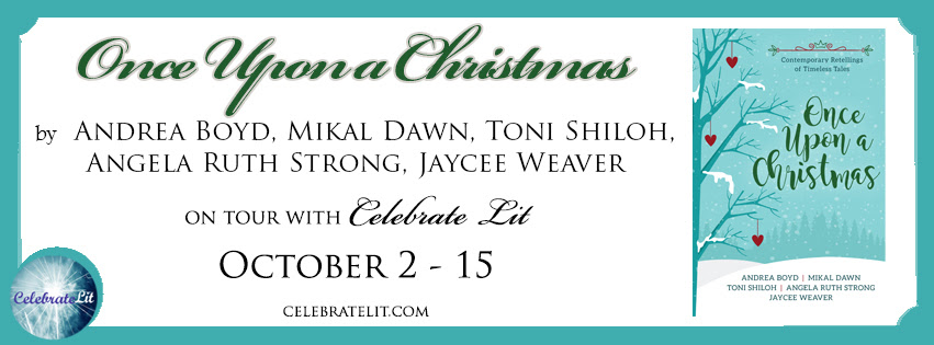 Once Upon A Christmas Facebook Banner