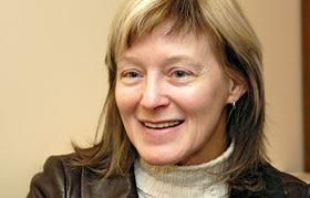 Jacqueline Rousseau s'intéresse depuis longtemps  au maintien à domicile  des gens âgés.