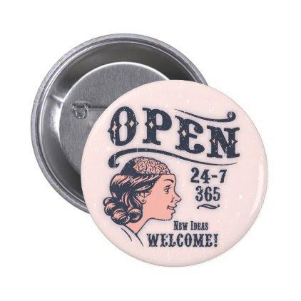 Open Mind -f Button