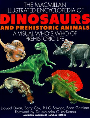 Macmillan Encyclopedia Of Dinosaurs And Prehistoric Animals
