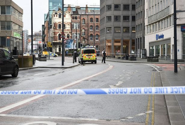 Security incident in Liverpool