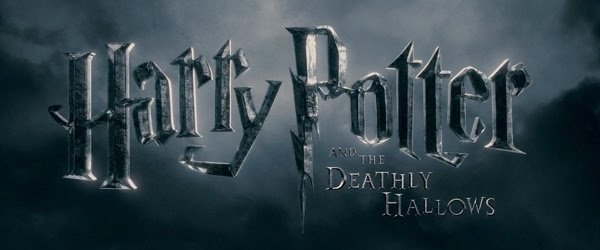 """harry potter logo. between """"Harry Potter and"""