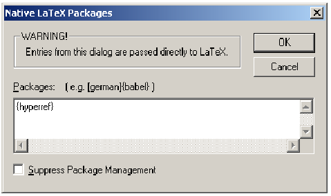 how to add package to latex path