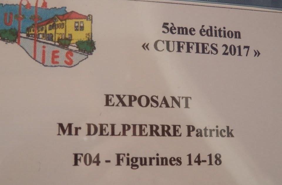 Soissons ma ville salon de la maquette cuffies les images for Salon de la maquette paris 2017