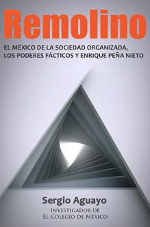 Remolino, nuevo libro de Sergio Aguayo.