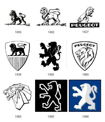 Peugeot Logo Back On The Grill Fcia French Cars In America