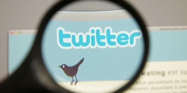 La page d'accueil de Twitter (JAUBERT/SIPA)