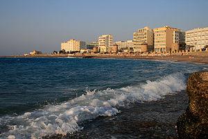 Rhodos pláž1