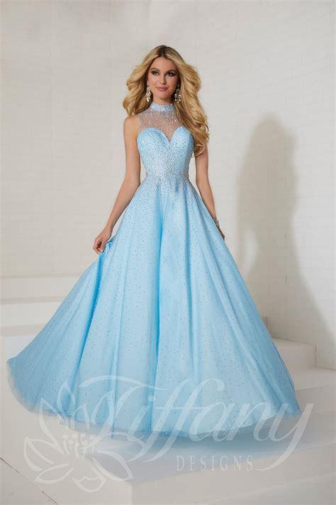 Tiffany   16261   Prom Dress   Prom Gown   16261