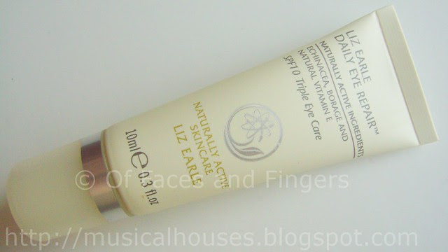 liz earle daily eye repair tube