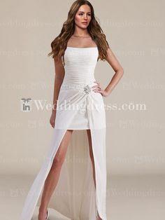 Wedding dresses: after wedding dress