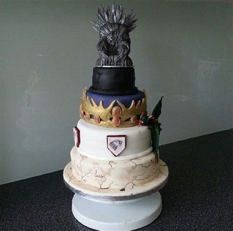 Game of Thrones cake.   Cakes   Pinterest   Game of