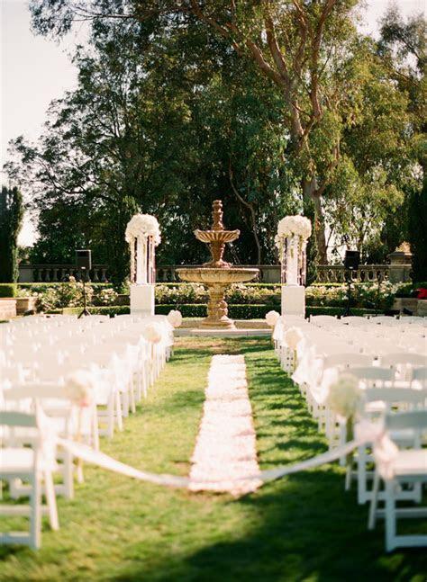 Garden Wedding Venue Ideas   Elizabeth Anne Designs: The