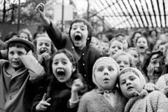 Children at a Puppet Theatre, Paris