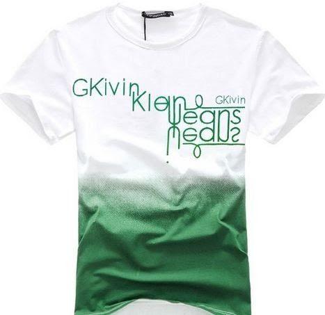 calvin klein camisetas