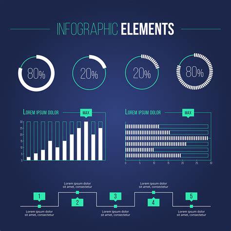 infografika business charts  vector graphic  pixabay