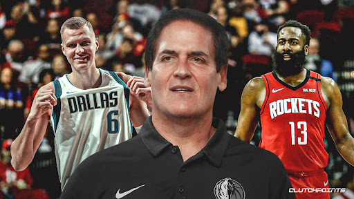 Avatar of Mark Cuban compares Kristaps Porzingis deal to James Harden-to-Rockets trade