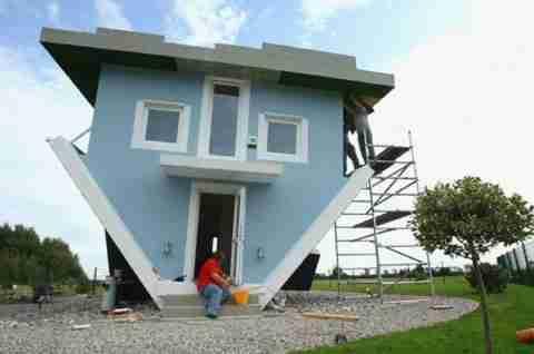 Ένα σπίτι.. Άνω Κάτω!