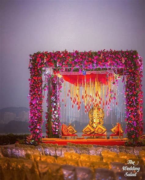 Top Mandap Designs & Ideas For a Picture Perfect Wedding!