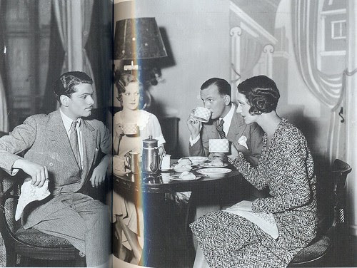Noel Coward's play Private Lives, September 1930