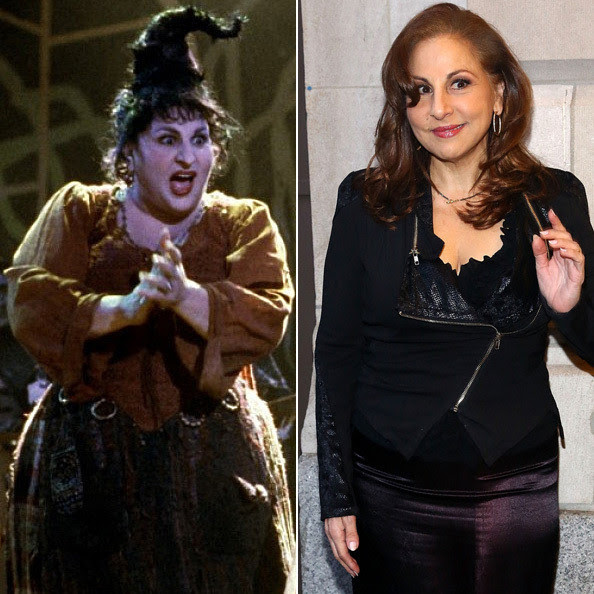 Kathy Najimy as Mary