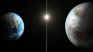 Kepler-452b and Earth