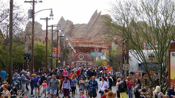 Disney California Adventure, Cars Land