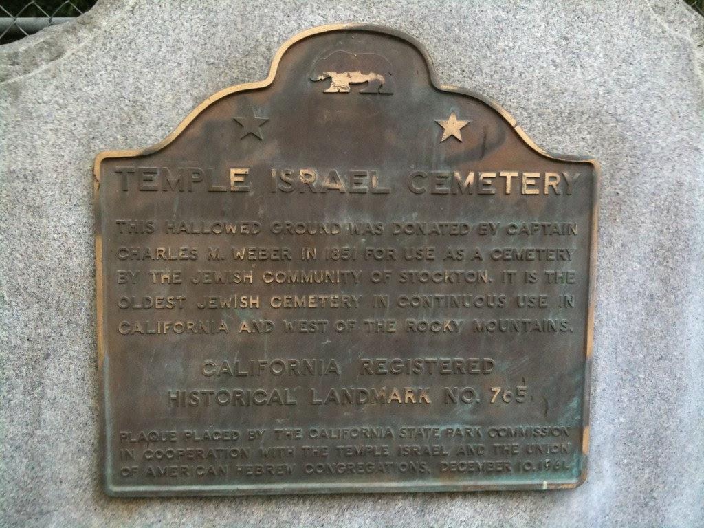 California Historial Landmark #765
