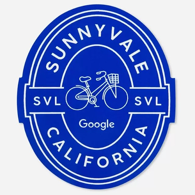 Review Of Google Sunnyvale Campus Sticker $2.00