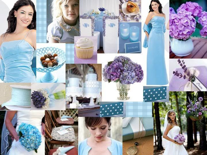 To see more great spring wedding color combinations for 2011