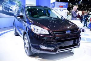 Ford expanding production in China