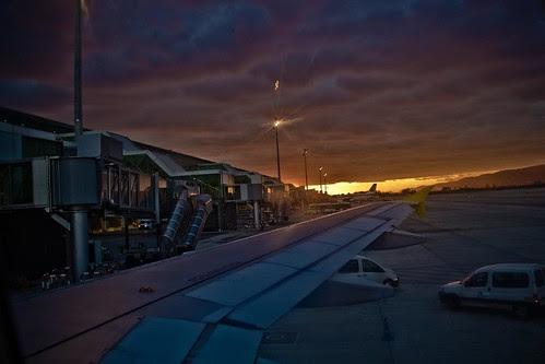En tránsito en el Aeropuerto de Barcelona