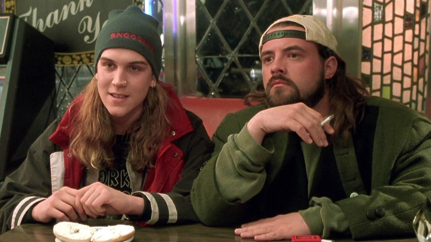Kevin Smith S Jay And Silent Bob Reboot Picked Up By Saban Films