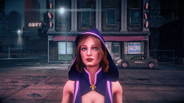 Image Kinzie Face As Super Powered Homie In Saints Row