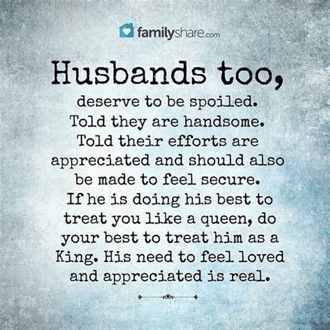 Husband Doesnt Appreciate Wife Quotes