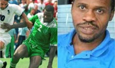 Emeka Ezeugo, Pesepakbola Nigeria yang Masuk Islam