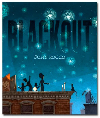 book cover of Blackout by John Rocco