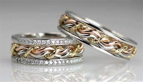 Christian Diamond Cord Of Three Wedding Ring Photo Gallery.