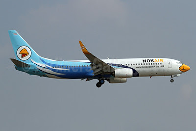 Nok Air Boeing 737-86J WL HS-DBK (msn 37774) DMK (Duncan Kirk). Image: 911876.