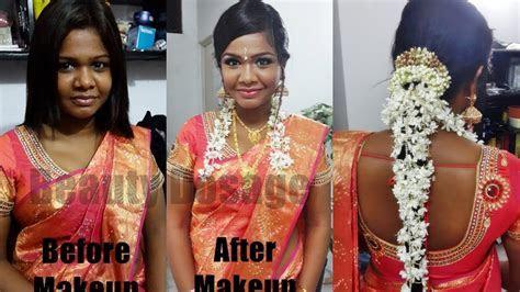 Hindu Bridal Makeup In Sri Lanka   Saubhaya Makeup